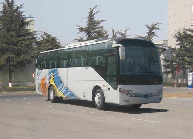 Used Yutong Bus 44 seats with Proper Price for sale