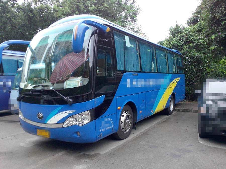 38 seats Used YUTONG Buses Cheap price