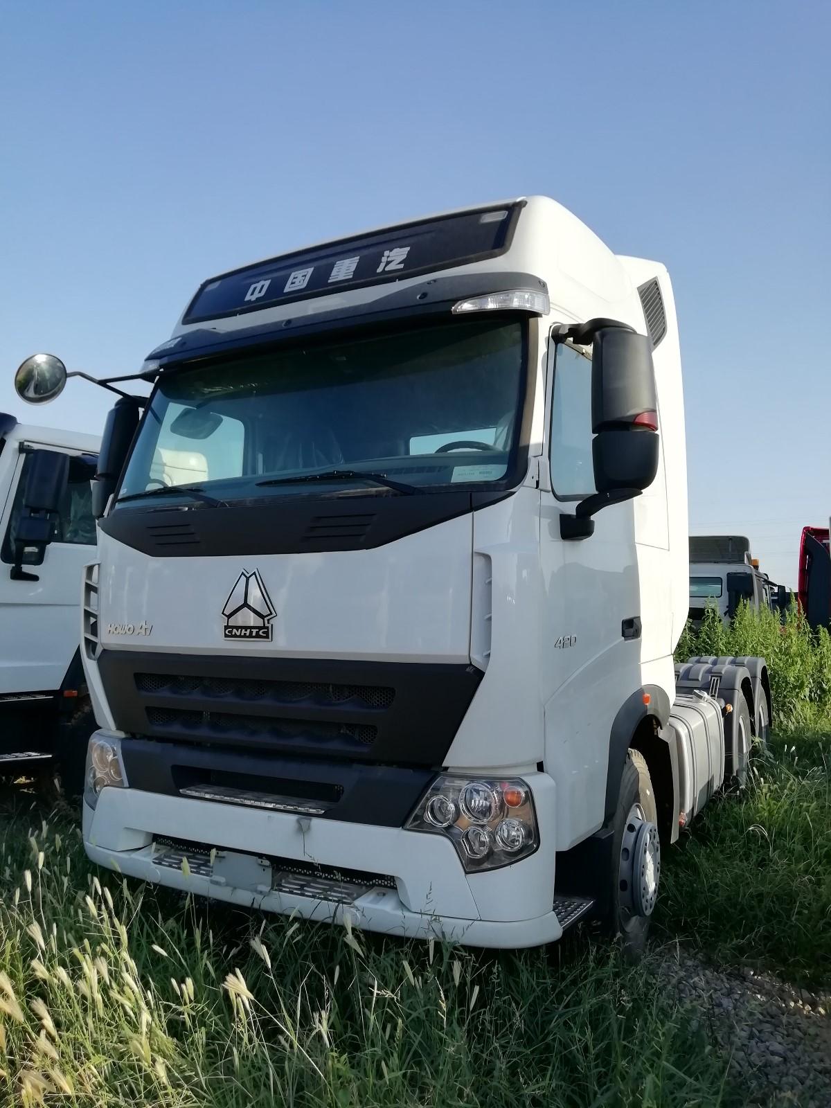 6x4 420HP SINOTRUCK -HOWO trailer