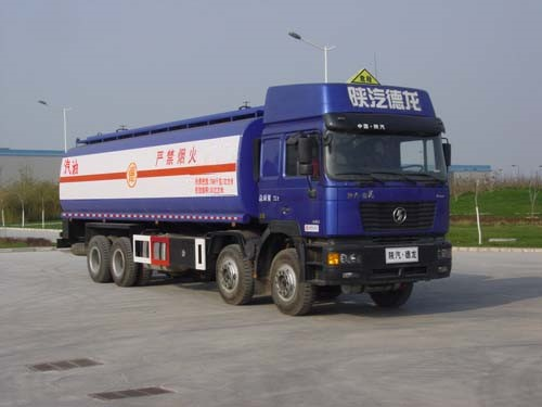 25 m3 Second hand oil tanker truck