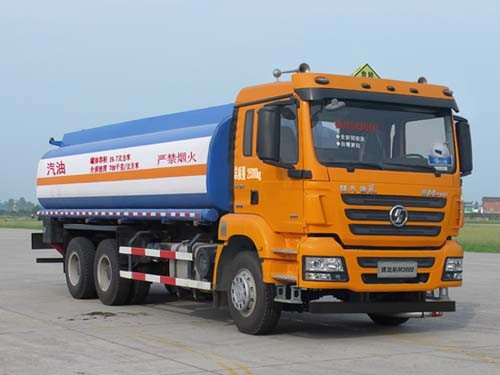 20 m3 Second hand oil tanker truck