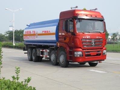 27.5m3 Second hand oil tanker truck