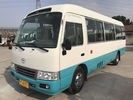 2008 Year Made Used Coaster Bus Toyota Brand 120 Km/H Max Speed With 23 Seats