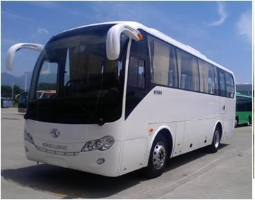 2013 Year 36 seat Kinglong Used Coach Bus Diesel Cummins Second hand Price For Sale