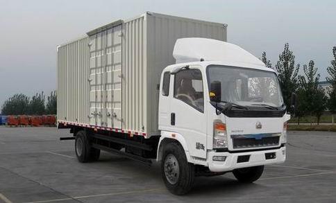 160hp, EURO IV SINOTUK-HOWO cargo Truck