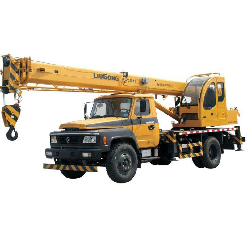 Used Truck Crane Small tons Liugong XCMG 6Ton 8ton Mobile Truck Cranes